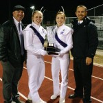 state-champ-drum-majors-keith-baumgardner-olivia-dickerson-charity-hopper-john-scruggs