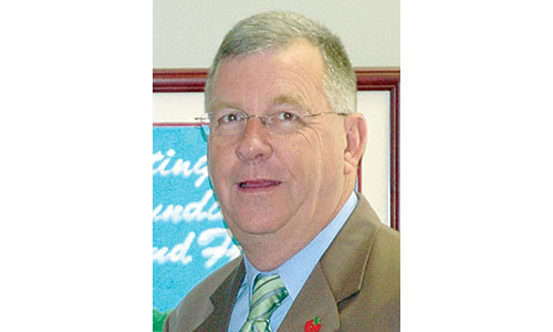 Humboldt Mayor Marvin Sikes has a bright vision for 2017.