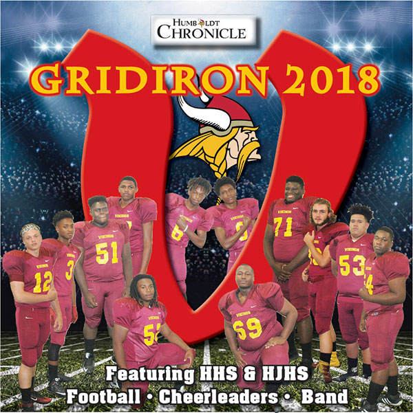 Click on the Gridiron cover above for all 32 pages!