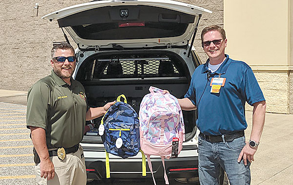 HPD, HCS collect school supplies – Gibson County News
